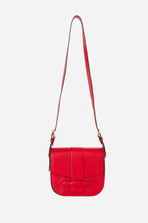Calfskin Leather Gemma Flap Bag