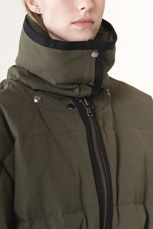 Cotton Jelia down jacket